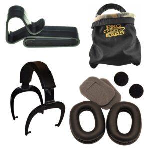Pro Ears Accessories HYRK7 Reconditioning Kit for Pro Series Predator ReVOs Ultra 26 Sleek