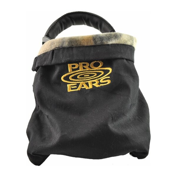 Pro Ears Accessories PEB1 Large Carry Bag Black Ear Muff View