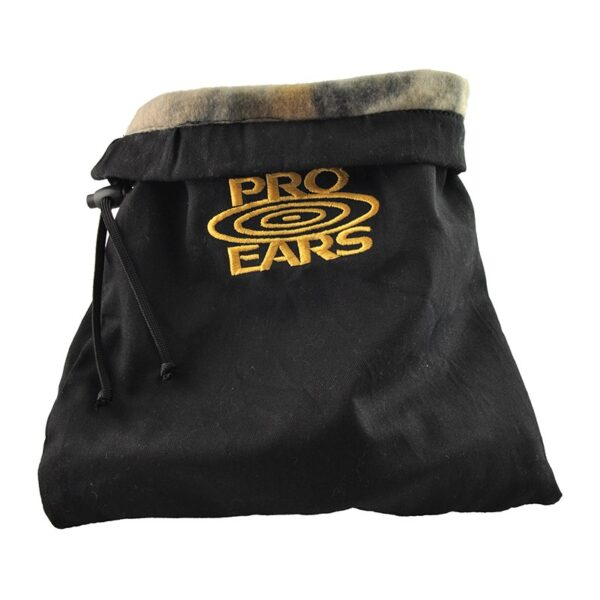 Pro Ears Accessories PEB1 Large Carry Bag Black Main View