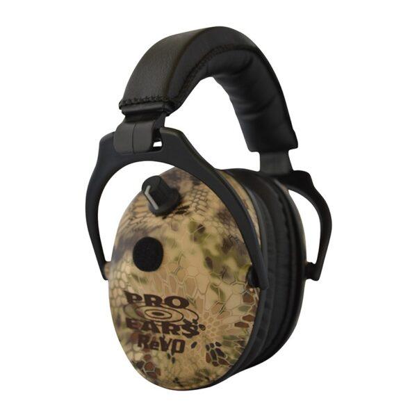 Pro Ears ER300HI ReVO Electronic Highlander Main View