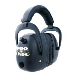 Pro Ears GSDPMB Pro Mag Gold Black