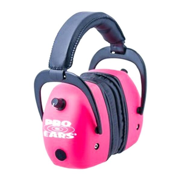 Pro Ears GSDPMP Pro Mag Gold Pink