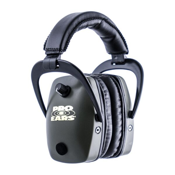 Pro Ears GSDPSG Pro Slim Gold Green Main View