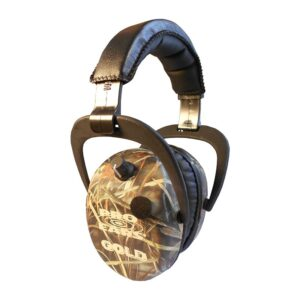 Pro Ears GSDSTLCM4 Stalker Gold RealTree APG Camo Main View