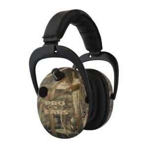 Pro Ears GSDSTLM5 Stalker Gold Max 5 Camo Main View