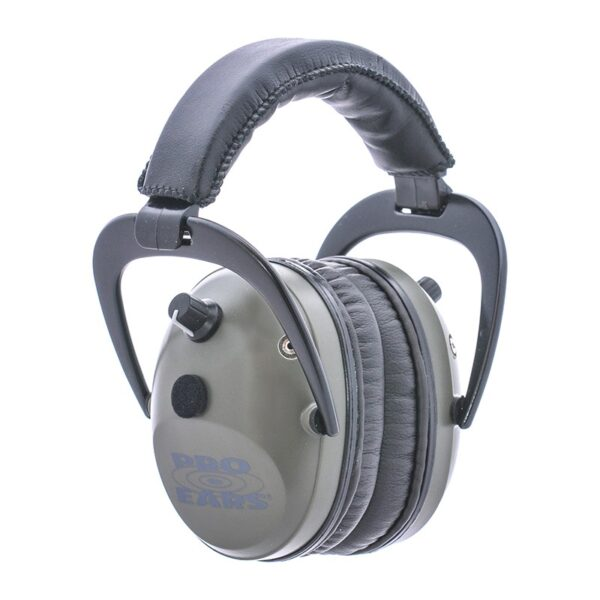 Pro Ears GSPT300LG Pro Tac Plus Gold Green Lithium Main View