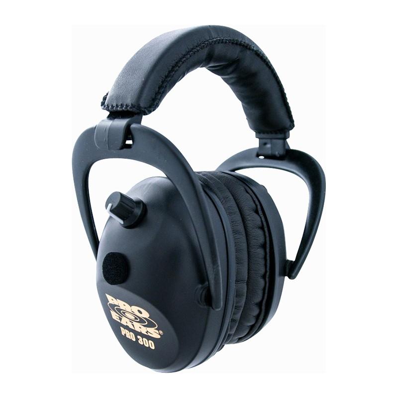 Pro Ears P300B Pro 300 Black Main View