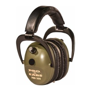 Pro Ears P300G Pro 300 Green Main View