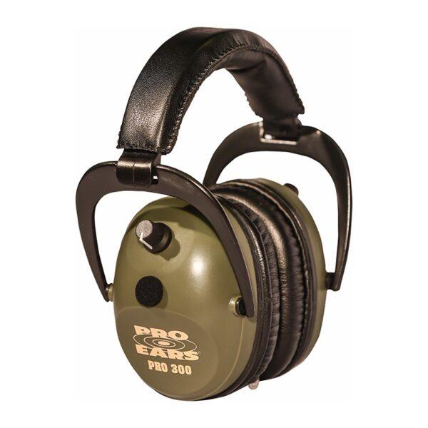Pro Ears P300G Pro 300 Green Main View