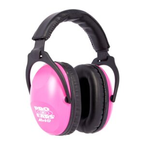 Pro Ears PE26UY001 ReVO Passive Neon Pink Main View
