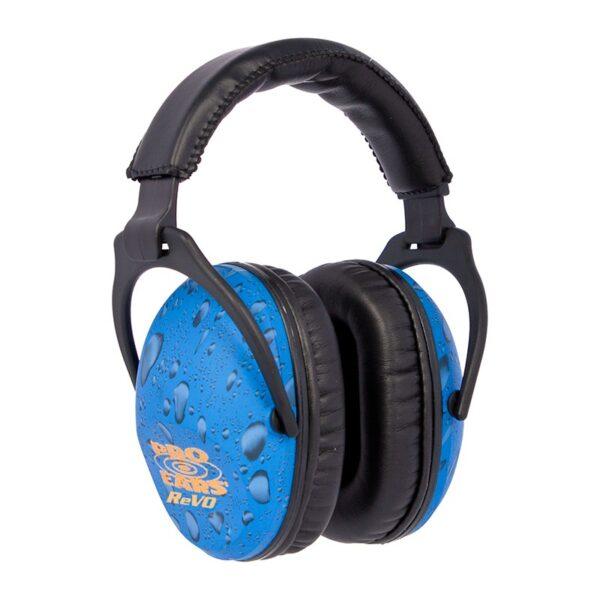 Pro Ears PE26UY012 ReVO Passive Blue Rain Main View