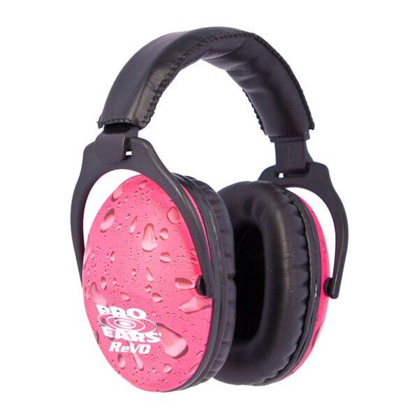 Pro Ears PE26UY016 ReVO Passive Pink Rain Main View