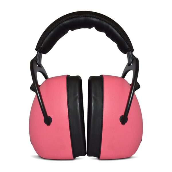Pro Ears PEG2RMP Gold II 30 Pink Front View Electronic Ear Hearing Protection Earmuffs