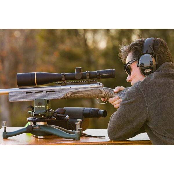 Pro Ears PESILVER Silver 22 Electronic Ear Hearing Protection Amplification Earmuffs Lifestyle Shooting Shotgun Rifle