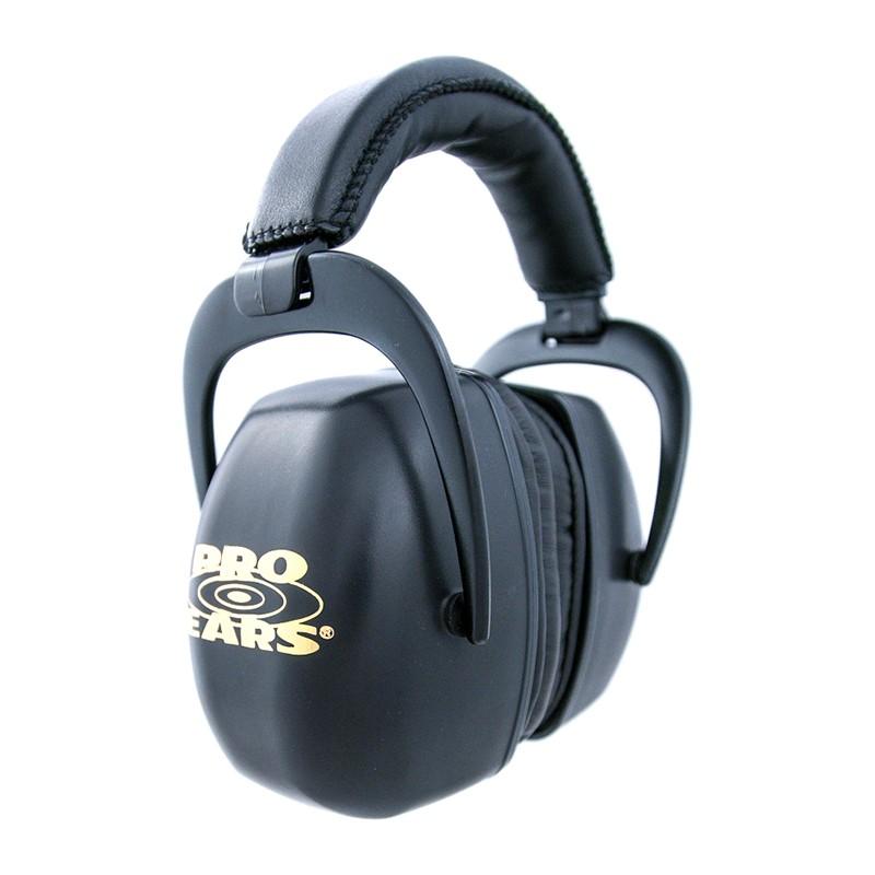 Pro Ears PEUPB Ultra Pro Black Main View