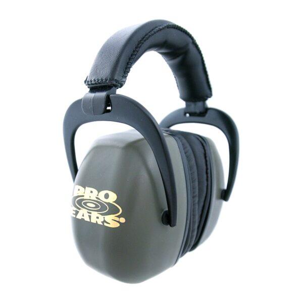 Pro Ears PEUPG Ultra Pro Green Main View