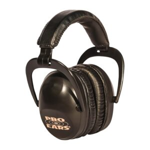 Pro Ears PEUSB Ultra Sleek Black Main View
