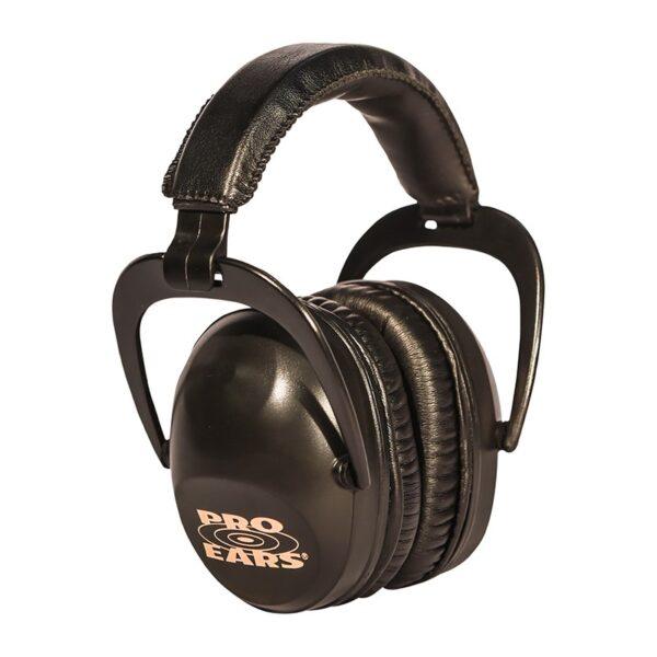 Pro Ears PEUSB Ultra Sleek Black Main View