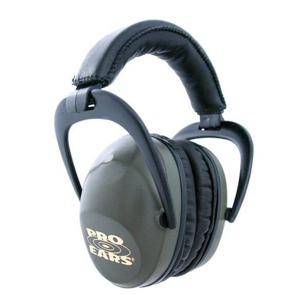 Pro Ears PEUSG Ultra Sleek Green Main View