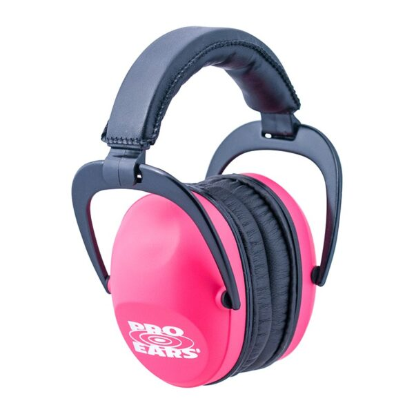 Pro Ears PEUSP Ultra Sleek Pink Main View