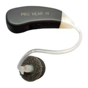 Pro Ears PH4BTE Pro Hear IV Black Main View