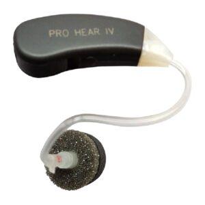 Pro Ears PH4BTE Pro Hear IV Black Main View
