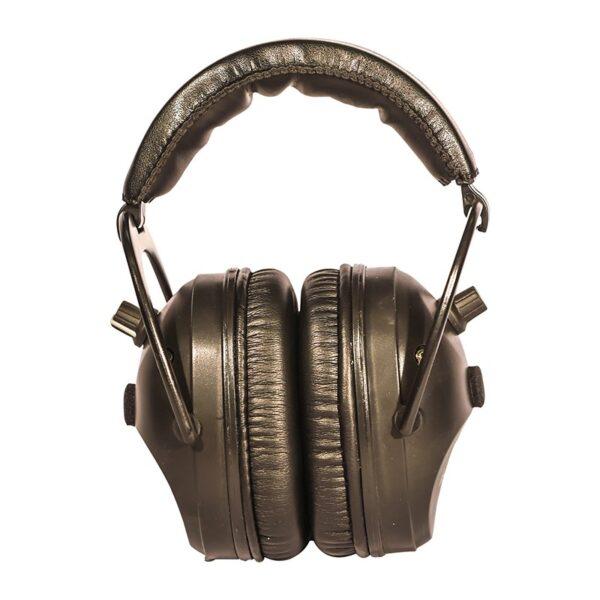 Pro Ears PT300B Pro Tac 300 Black Front View