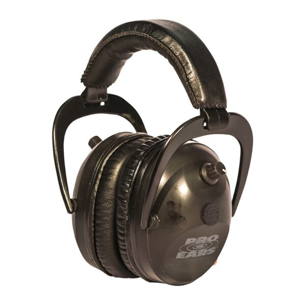 Pro Ears PT300B Pro Tac 300 Black Main View